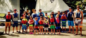 Youth Summer Sailing and Water Sports Camp