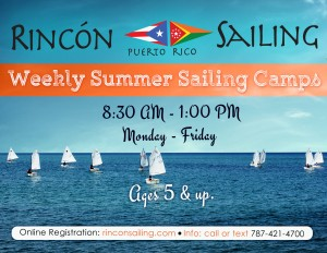 RINCONSAILING.COM SUMMER CAMP FUN